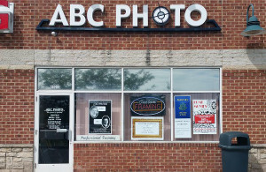 abc photo storefront custom framing- expert