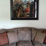 custom framing portfolio