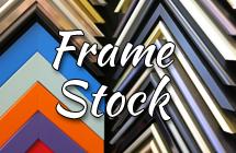 custom framing inventory