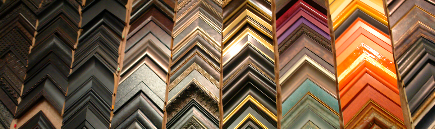 Thousands of frames to chose from!