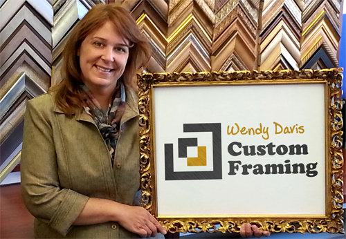 custom framing specialist