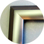 medium wood picture frames