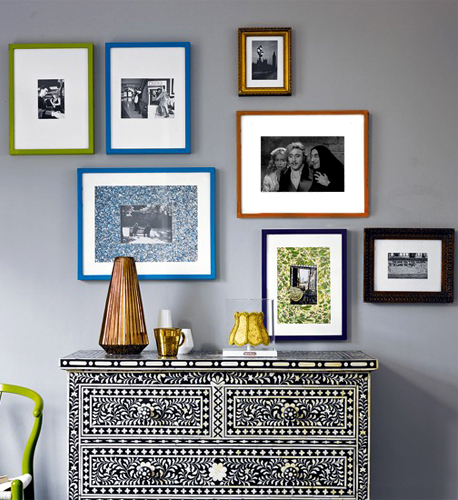 check out our collection of metal picture frames by color