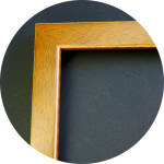 small wood picture frames