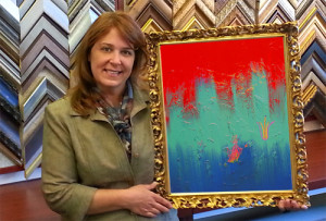 Wendy Davis Custom Framing
