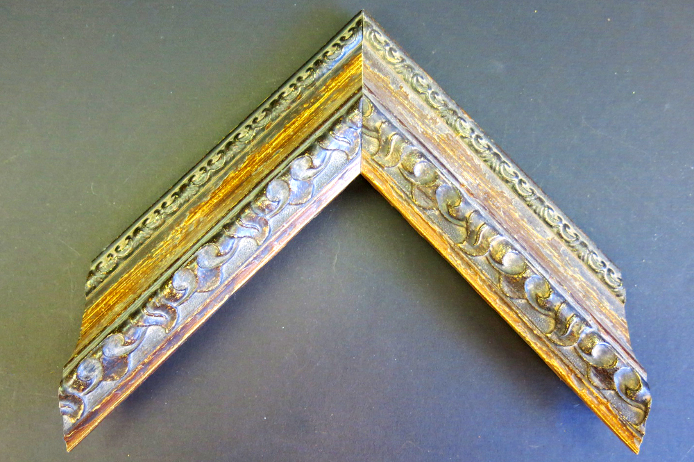 old west picture frame