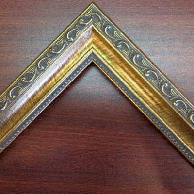 gold wood frame knight direct
