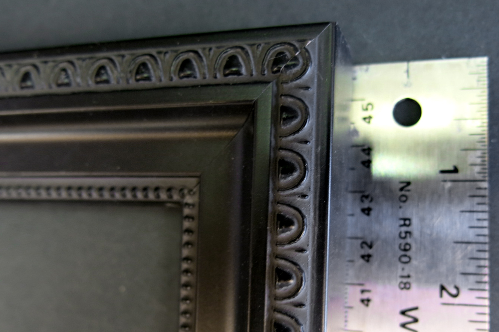silver instinct picture frame