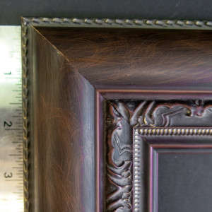 renaissance flair picture frame
