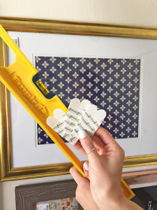 How To Hang A Gallery Wall Without Nails Picture Framing