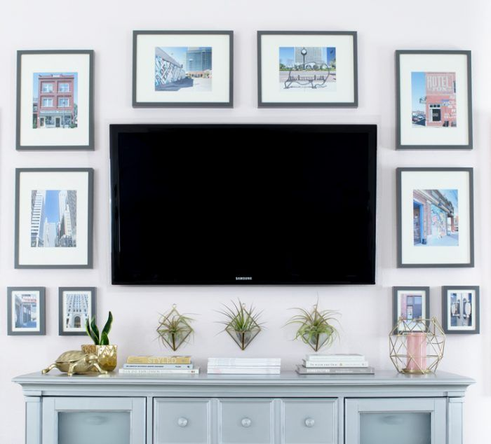 decorate around a television ideas tips advice tv