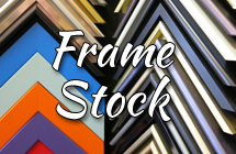 custom framing inventory