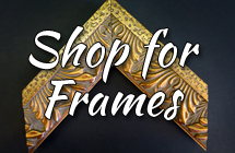 custom framing shop