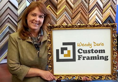 custom framing specialist